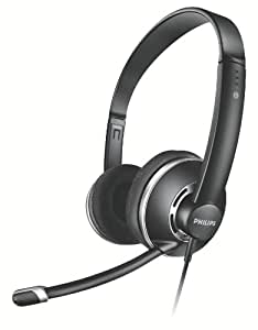 Philips SHM7410/00 PC Headset - Black