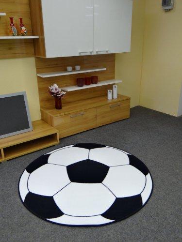 Kinderspielteppich Fußball