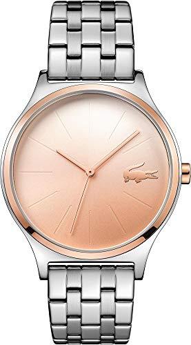 Orologio da Donna Analogico al Quarzo Cinturino in Acciaio Inox Lacoste 2000993
