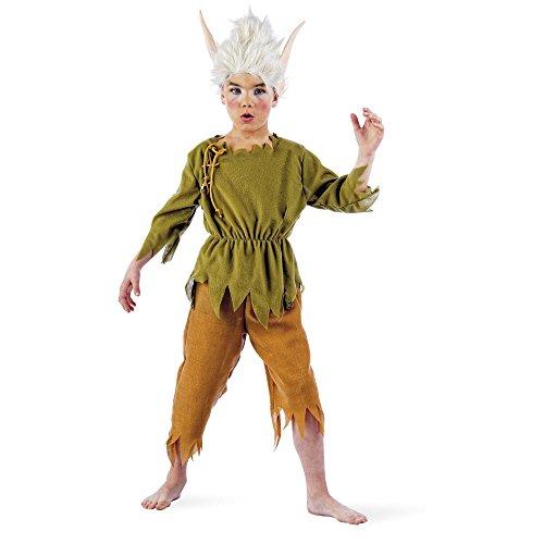 Imagen de limit sport  disfraz de elfo lilvast para niños, talla 3 mi667