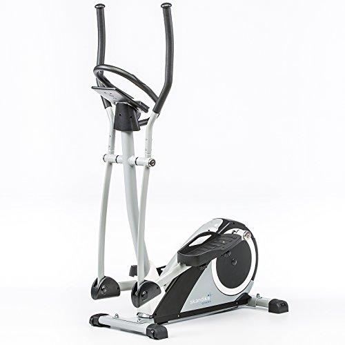 skandika Ares - Vélo elliptique - 6 programmes - 24...
