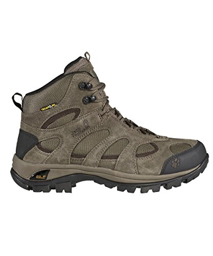 Jack Wolfskin ALL TERRAIN TEXAPORE WOMEN 4002561 Damen Trekking & Wanderschuhe Beige (siltstone 5116)
