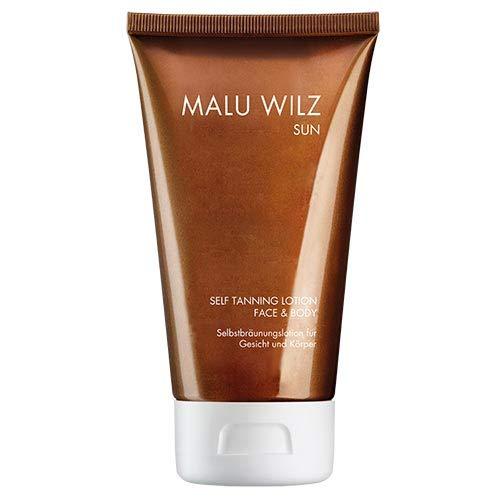 Body Self-tanning Lotion (Malu Wilz Kosmetik Sun Self Tanning Lotion Face & Body Limitierte Edition)