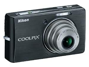 """Nikon Coolpix S500 Appareil photo numérique compact 7,1 Mpix Ecran 2,5"""" Zoom optique 3x Acier"""