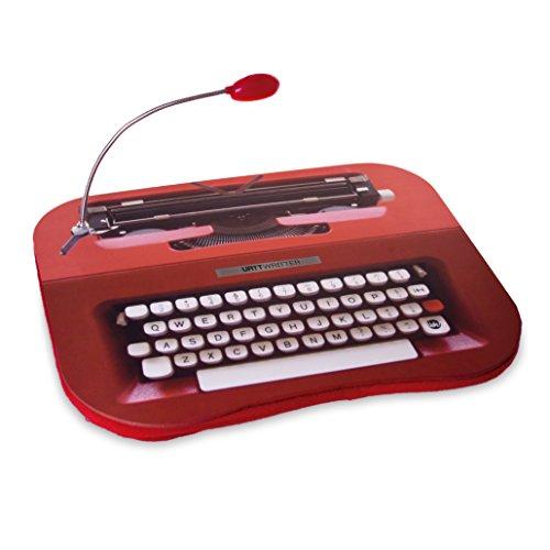 """Uatt \""""Schreibmaschine Laptop Tablett mit LED"""