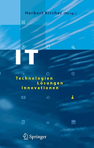 IT: Technologien, Lösungen, Innovationen -