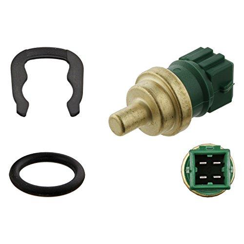 febi bilstein 31539 Kühlmitteltemperatursensor mit Dichtring, Anschlusszahl 4, 1 Stück (0.2 Ps-motor)
