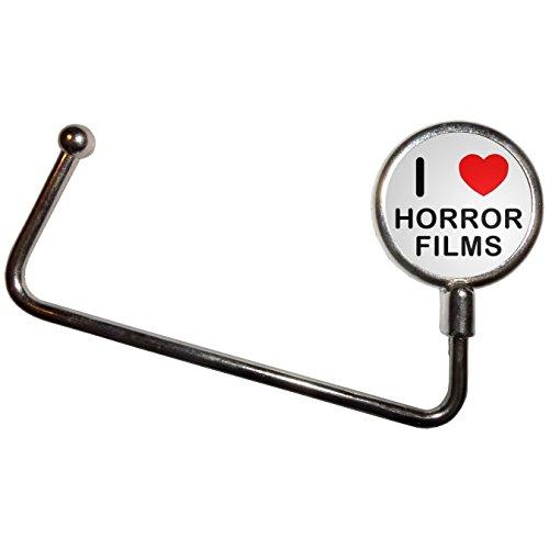 Horrorfilm Handtaschen (I Love Heart Horror Films - Handtasche Tabelle Haken Kleiderbügel Taschenhalter)