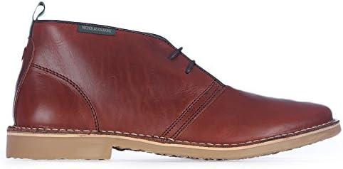 Nicholas Deakins Oxley botas de piel botas