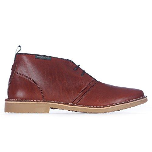 Marque Privée - Chaussures À Lacets Synthétiques Pour Les Hommes, La Couleur, La Taille 6 Uk