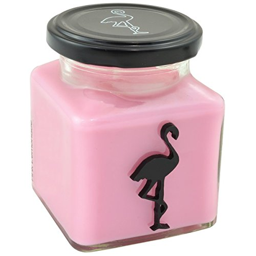 Lemonade Jar (Flamingo Candles Kerze, Pink (Pink Lemonade)