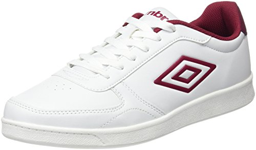 Umbro Umbro Medway 2–Chaussure pour hommes blanco (blanco / new claret)