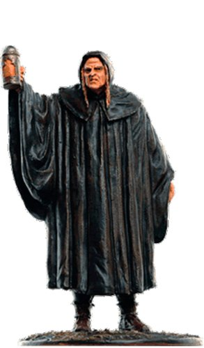 Lord of the Rings Señor de los Anillos Figurine Collection Nº 131 Gatekeeper 1