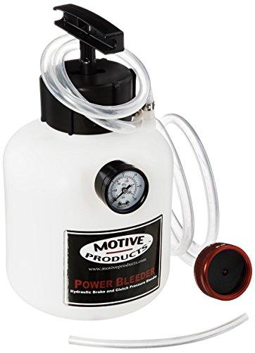 Motive Products 0109 Brake Power Bleeder System