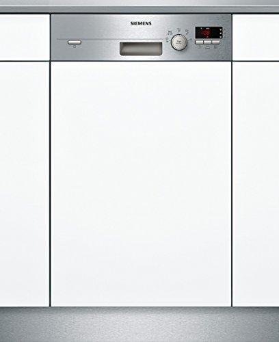 Siemens SR55E507EU iQ300 Geschirrspüler Teilintegriert / A+ / 220 kWh/Jahr / 9 MGD / 2660 L/Jahr / AquaStop / DosageAssist