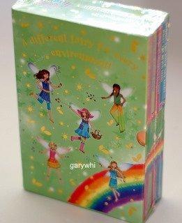 rainbow-magic-slipcase-the-green-fairies-costco-by-daisy-meadows-2010-05-06