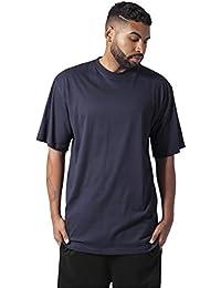 Urban Classics Tall Tee T-Shirt TB006-2, size:XL;Farbe:navy