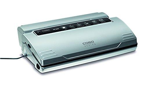 Caso VC 300 Pro - Envasadora al vacío, color plata width=