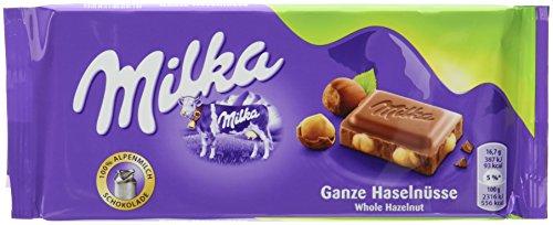 Milka Ganze Haselnüsse,16er Pack