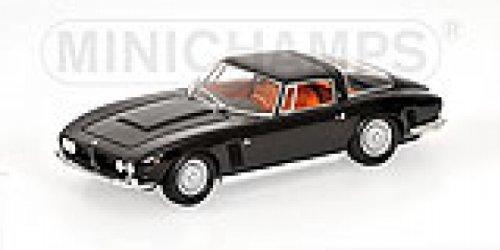 DRUCKGUSS-Modell ISO Grifo 7Liter (1968) in schwarz -