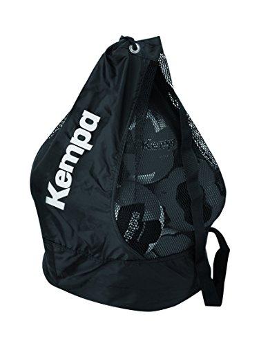 Kempa Ballsack für 12 Bälle - schwarz