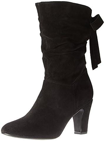 Tamaris 25052, Bottes Femme, Noir (Black), 36 EU
