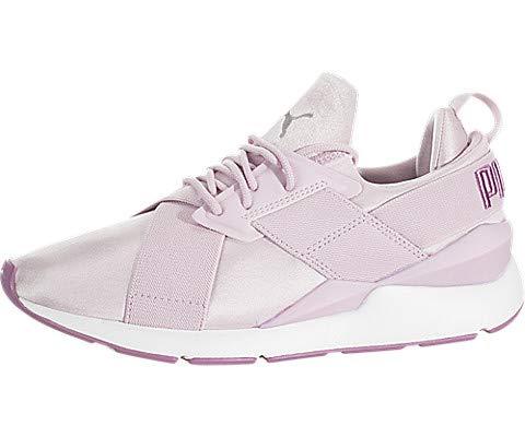 PUMA Women's Muse Satin Ii Sneaker, 7.5