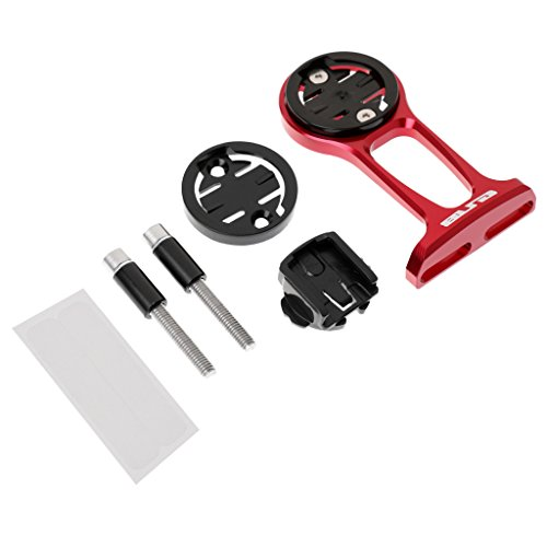 MagiDeal Montaje de Computadora de Bicicleta Artículos Accesorios Deportivo Acuático Actividades Aire Libre - Rojo