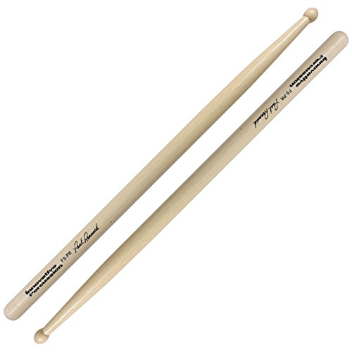 Innovative Percussion FSPR Marching Snare Field Serie Paul Rennick Signature Drumsticks mit langen Verjüngung