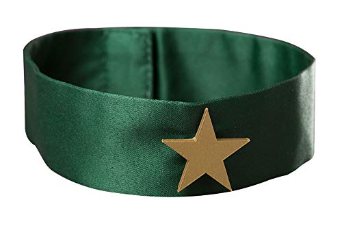 Sailor Halloween Jupiter Kostüm - CHIUS Cosplay Costume Collar Band for Sailor Jupiter Kino Makoto Version 4