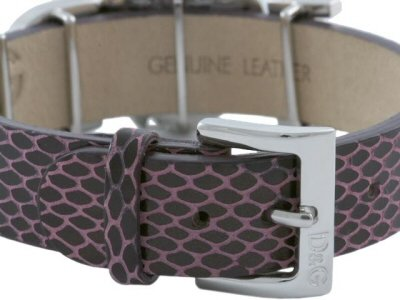 D & G Dolce & Gabbana DW0005–Reloj de Pulsera Mujer