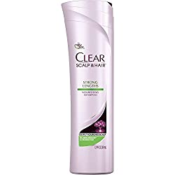 Clear Scalp and Hair Strong Lengths Shampoo, 12.9 oz