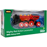 BRIO World 33592 - Rote Lola Batterielok
