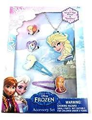 Frozen - Set bisutería (Kids WD92103)