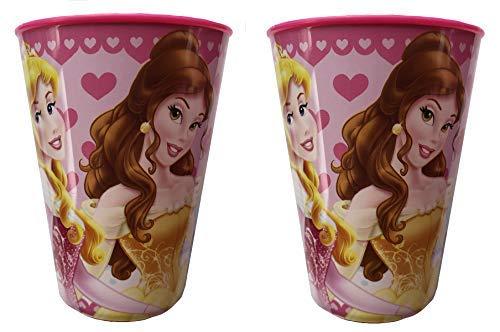 Princesse Disney Simple Paquet de 260ml PLASTIQUE Gobelets