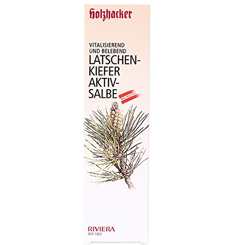 Holzhacker - Latschenkiefersalbe