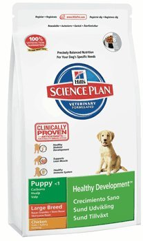 Hills Hundefutter Canine Puppy Large Breed 11 kg, 1er Pack