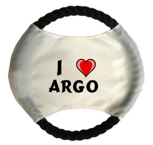 personalisierter-hundefrisbee-mit-aufschrift-ich-liebe-argo-vorname-zuname-spitzname