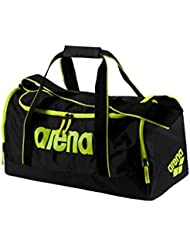 Arena Spiky 2 Medium Borsa Sportiva, Unisex – Adulto, Fluo Yellow, Taglia Unica