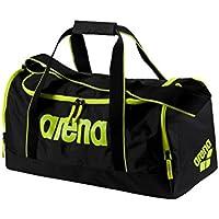 Arena Spiky 2 Medium Borsa Sportiva, Unisex – Adulto, Fluo Yellow, Taglia Unica