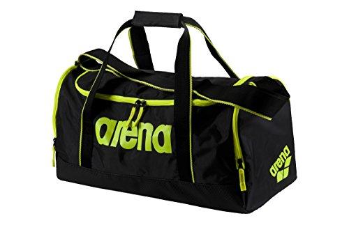 Arena Spiky 2 Medium, Borsa Sportiva Unisex – Adulto, Fluo Giallo, Taglia Unica