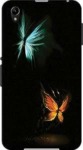 JOHN RICHARD_ HIGH QUALITY SILICON UV PRINTED BACK COVER FOR Sony Xperia Z1 AR...