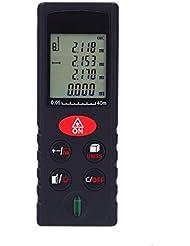 40m/131ft Mini Laser Digital Distance laser Rangefinder Distance measurer Laser Range Meter