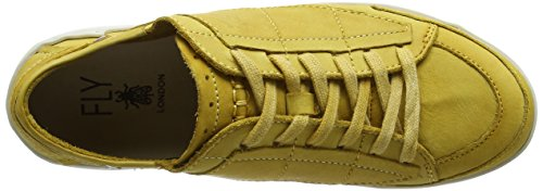 Fly LondonTeti240fly, Scarpe da Ginnastica Basse Donna Giallo (yellow 009)