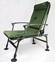 Carp-Zone Carp Fishing Reclining Chair with Arm Rests by Carp-Zone