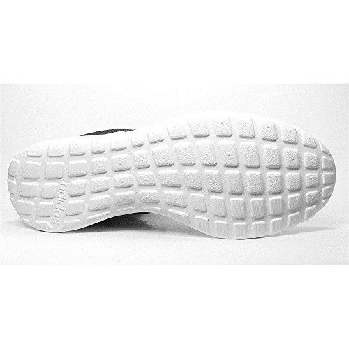 adidas CF Lite Racer Mid, Scarpe da Fitness Uomo Nero (Negbas / Ftwbla / Neguti)