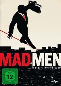 Mad Men - Season 2 [4 DVDs]