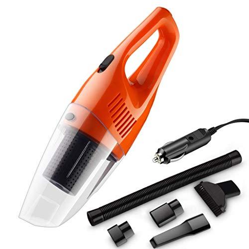 Jumedy aspirapolvere per auto - wired, portatile ad alta potenza, bagnato e asciutto, adatto per auto 12v