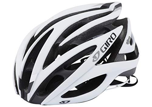 Giro Atmos II Helmet Matte White/Black Kopfumfang 55-59cm 2020 Fahrradhelm
