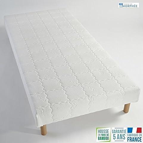 Somier 70x 180láminas madera maciza
